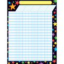 Trend Enterprises T-73332 Gel Stars Incentive Chart