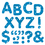 Trend Enterprises T-78302 Stick-Eze 2 In Letters Marks Blue 68 Uppercase 39 Marks