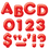 Trend Enterprises T-79502 Ready Letters 4Inch 3-D Red