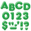 Trend Enterprises T-79505 Ready Letters 4 Inch 3-D Green