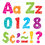 Trend Enterprises T-79757 Bubbles 4In Playful Uppercase - Lowercase Combo Pack Ready Letters