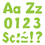 Trend Enterprises T-79767 Lime 4 In Playful Combo Pack Ready - Letters