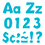 Trend Enterprises T-79769 Sky Blue 4 In Playful Combo Pack - Ready Letters