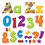 Trend Enterprises T-79845 Dinomite Pals 4In Friendly Combo Pk - Uppercase Lowercase Ready Letters
