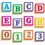 Trend Enterprises T-79851 Wooden Blocks 4In 3D Blocks Ready Letters
