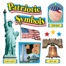 Trend Enterprises T-8066 Bb Set Patriotic Symbols