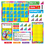 Trend Enterprises T-8096 Bb Set Year Round Calendar Gr Pk-3