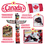 Trend Enterprises T-8172 Bb Set Canadian Symbols Symboles Canadiens