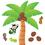 Trend Enterprises T-8220 Bb Set Palm Tree