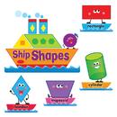 Trend Enterprises T-8270 Ship Shapes & Colors Bb Set