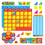 Trend Enterprises T-8276 Classic Calendar Duo Bb Set