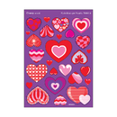 Trend Enterprises T-83012 Stinky Stickers Kaleidoscope Hearts