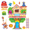Trend Enterprises T-8313 Furry Friends Clubhouse Bb Set