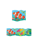 Trend Enterprises T-8504 Bolder Border Tropical Fish