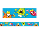 Trend Enterprises T-85088 Frog Tastic Borders Straight Edge 11/Pk 2.75 X 35.75 Total
