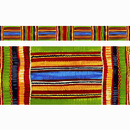 Trend Enterprises T-85092 Kente Cloth Borders Straight Edge 11/Pk 2.75 X 35.75 Total