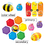 Trend Enterprises T-8715 Color Bees Mini Bb Set
