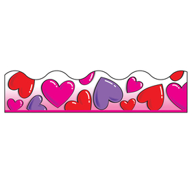 Trend Enterprises T-91300 Trimmer Party Hearts, Price/EA