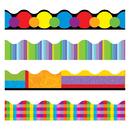 Trend Enterprises T-92908 Trimmer Variety Pks Color Collage