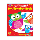 Trend Enterprises T-94117 My Alphabet Book 28Pg Wipe-Off Books