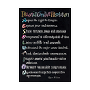 Trend Enterprises T-A62426 Poster Peaceful Conflict Resolution