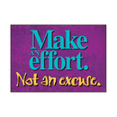 Trend Enterprises T-A62855 Poster Make An Effort 13 X 19 Large