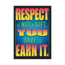 Trend Enterprises T-A63108 Poster Respect Is Not A Gift