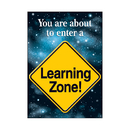Trend Enterprises T-A67002 Poster You Are About To Enter 13 X 19 Large