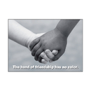 Trend Enterprises T-A67008 Poster The Hand Of Friendship