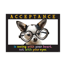 Trend Enterprises T-A67126 Poster Acceptance Is Seeing With