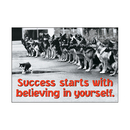 Trend Enterprises T-A67197 Success Starts With Believing In