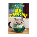 Trend Enterprises T-A67268 Poster Look At Things From A New Perspective Argus