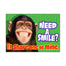 Trend Enterprises T-A67316 Need A Smile I Ll Share One Poster