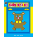 Teacher Created Resources TCR0052 Graph Paper Art Gr 2-6