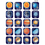 Teacher Created Resources TCR1800 Planets Thematic Stickers