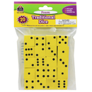 Teacher Created Resources TCR20603 Foam Traditional Dice