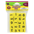 Teacher Created Resources TCR20604 Foam Numbered Dice