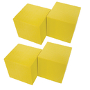 Teacher Created Resources TCR20616 2 Inch Foam Blank Dice