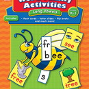 Teacher Created Resources TCR2077 Word Family Activities Long Vowels Gr K-1