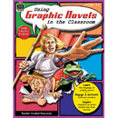 Teacher Created Resources TCR2363 Using Graphic Novels In The Classroom Gr 4-8