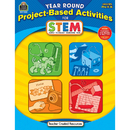 Teacher Created Resources TCR3024 Year Round Gr Pk-K Project Based - Activities For Stem