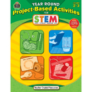 Teacher Created Resources TCR3027 Year Round Gr 2-3 Project Based - Activities For Stem