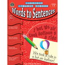 Teacher Created Resources TCR3247 Building Writing Skills Words To Sentences Gr 1-2