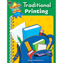 Teacher Created Resources TCR3330 Traditional Printing Practice Makes Perfect