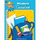 Teacher Created Resources TCR3769 Modern Cursive Gr 1-2 Practice Makes Perfect