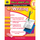Teacher Created Resources TCR3974 Daily Warm Ups Gr 1 Nonfiction & Fiction Writing Book