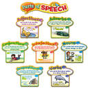 Teacher Created Resources TCR4058 Parts Of Speech Mini Bb Set