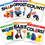 Teacher Created Resources TCR418679 Baby Talk Board Books Set Of 6