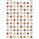 Teacher Created Resources TCR4253 Sw Apples Mini Stickers