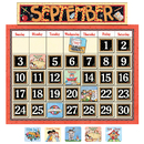 Teacher Created Resources TCR4314 Classroom Calendar Bulletin Board